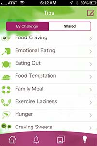 mydietcoach screenshot 2
