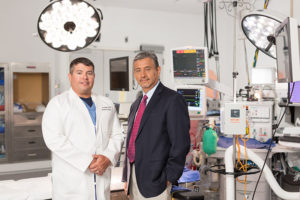 Dr. Reyes and Dr. Garza